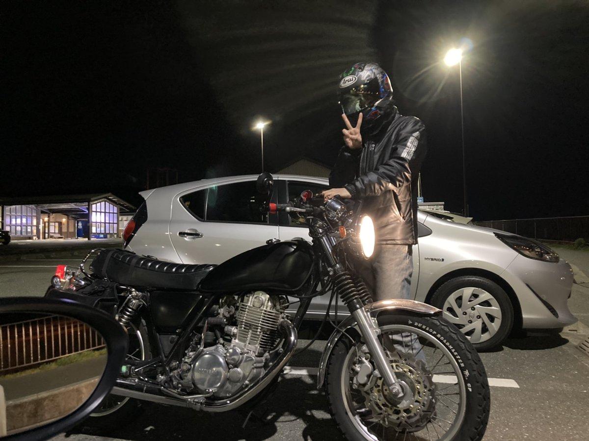 バイク乗りた… 今は亡きSR400... https://t.co/rY8nSCLMdt