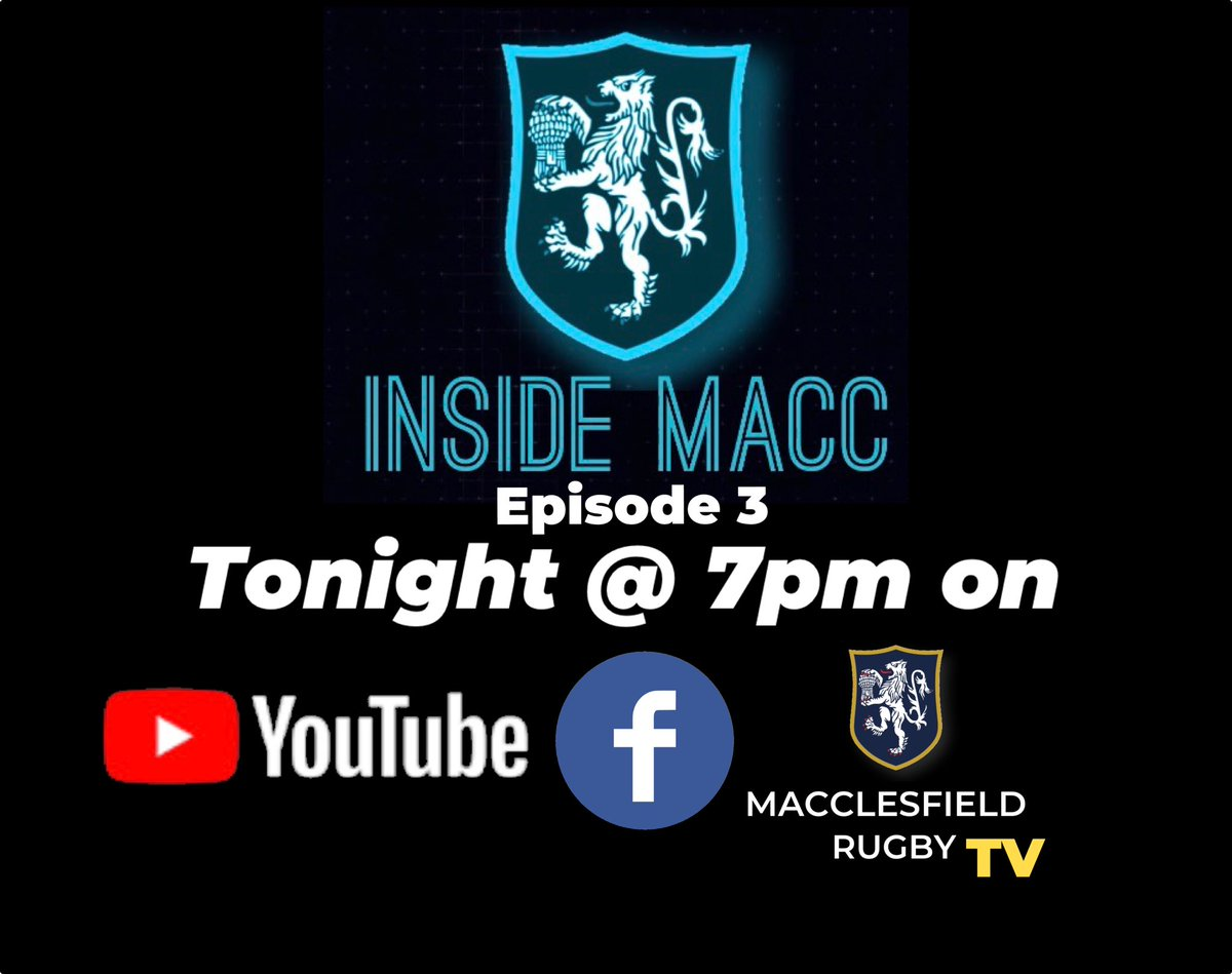 test Twitter Media - While there is a break in the footy there's a chance to take In Episode 3 of the Macc Documentary series Inside Macc!!! This week the boys travel to Sheff Tigers in a game that resembled the film 300 given the number disparity! Check it out and see how they got on!! #maccrugbytv https://t.co/5xZXAGbZd8