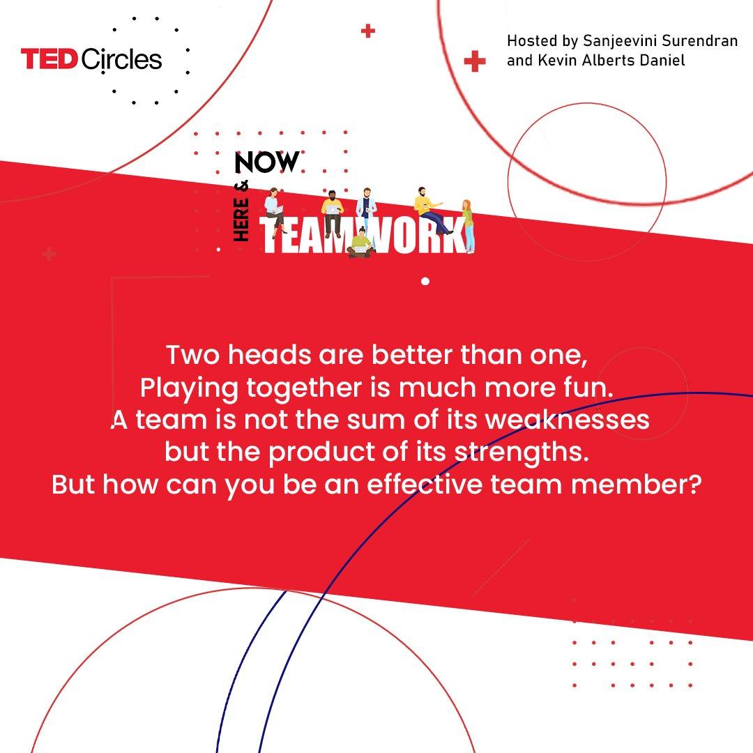 TED Circles #1
