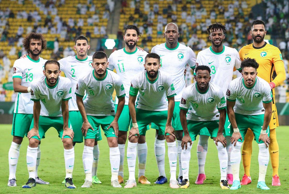 رسميًا مجموعة المنتخب السعودي في كأس العرب