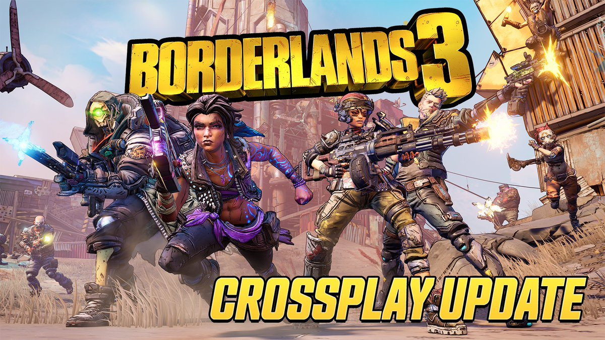 Best Xbox one games; borderlands 3