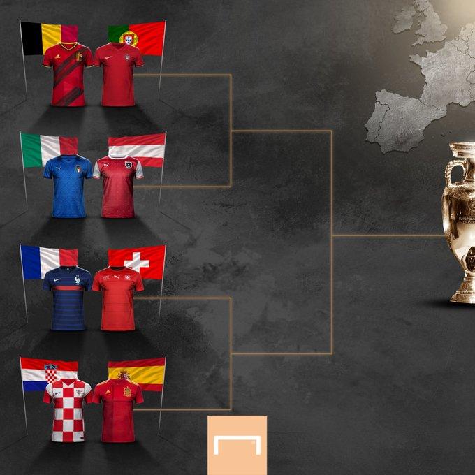 سهلة لإيطاليا وفرنسا   قوية للبرتغال