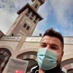 Image for the Tweet beginning: Gracias a Alá estoy vacunado!