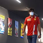 """Image for the Tweet beginning: .@Charles_Leclerc and @CarlosSainz55: """"Spielberg is"""