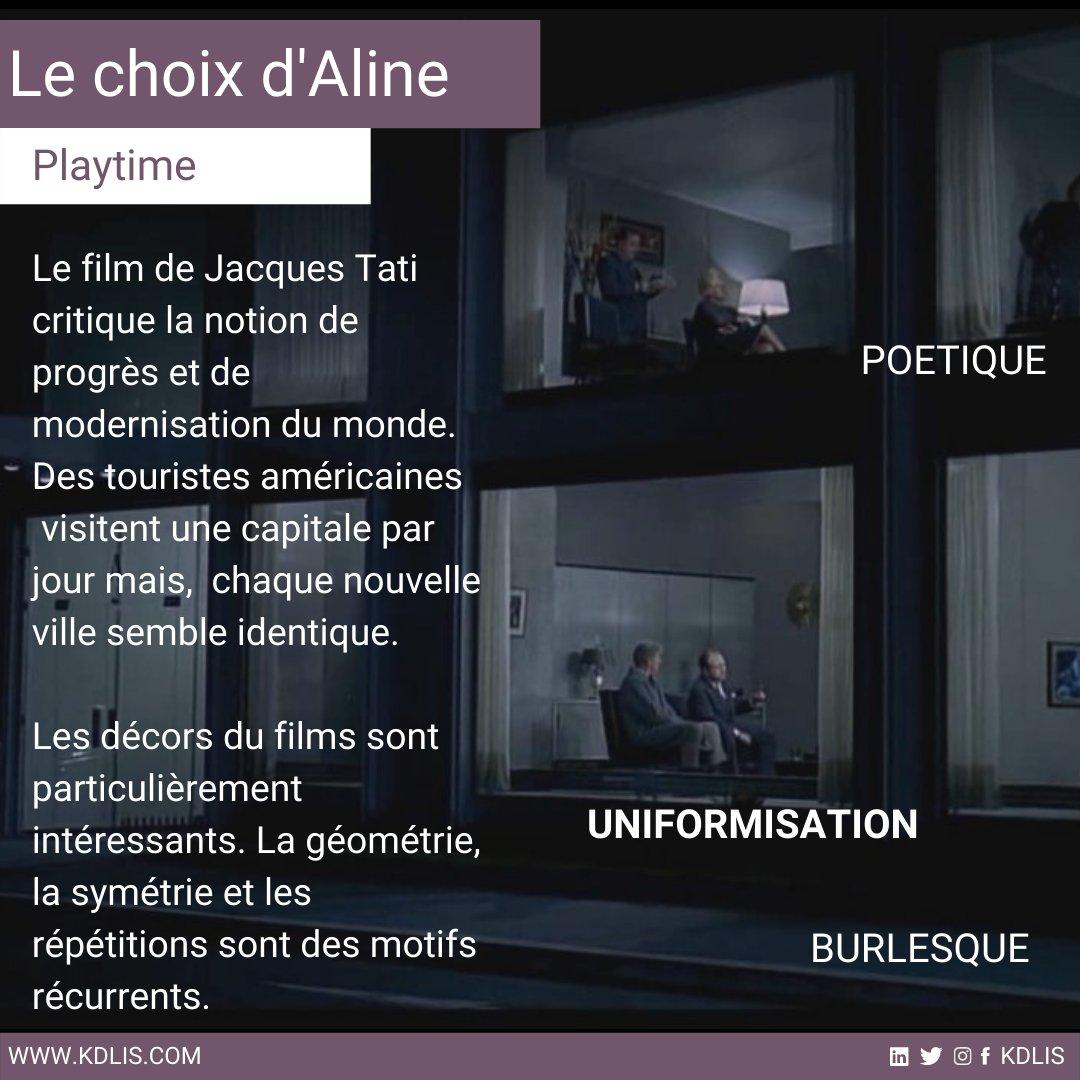 Playtime - Jacques Tati  #jacquestati #playtime #cinéma https://t.co/3b93UKHwDg