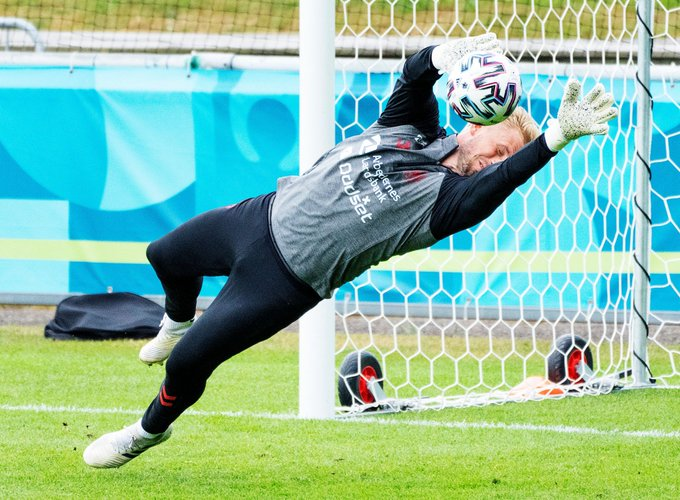 | منتخب الدنمارك  يفتتح ملف مباراته مع ويلز
