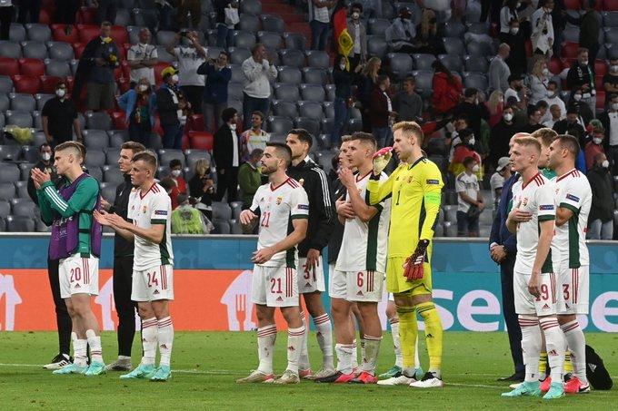 منتخب المجر في يورو 2020 أداء رائع ضد البرتغال