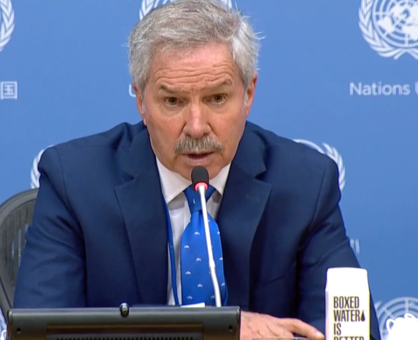 test Twitter Media - Live now: Briefing @felipe_sola Minister of Foreign Affairs of the Republic of Argentina ~ Discussing nuclear submarines in South Atlantic @ArgentinaUN  https://t.co/srhPhPb6z4 https://t.co/AuhYYdkLMz