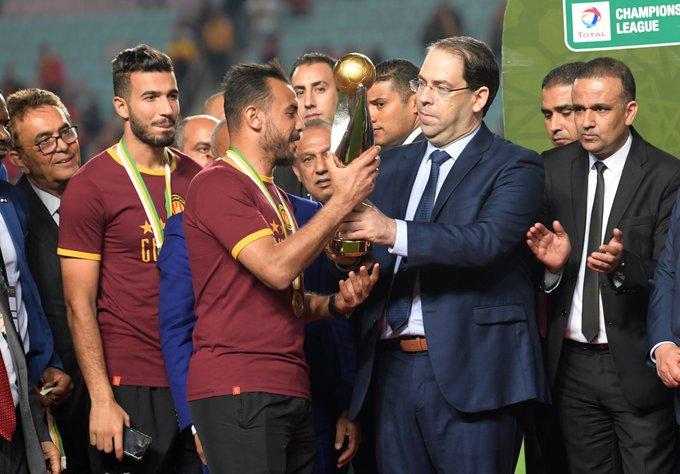 اليوم يكمل حامي عرين الترجي ومنتخب تونس
