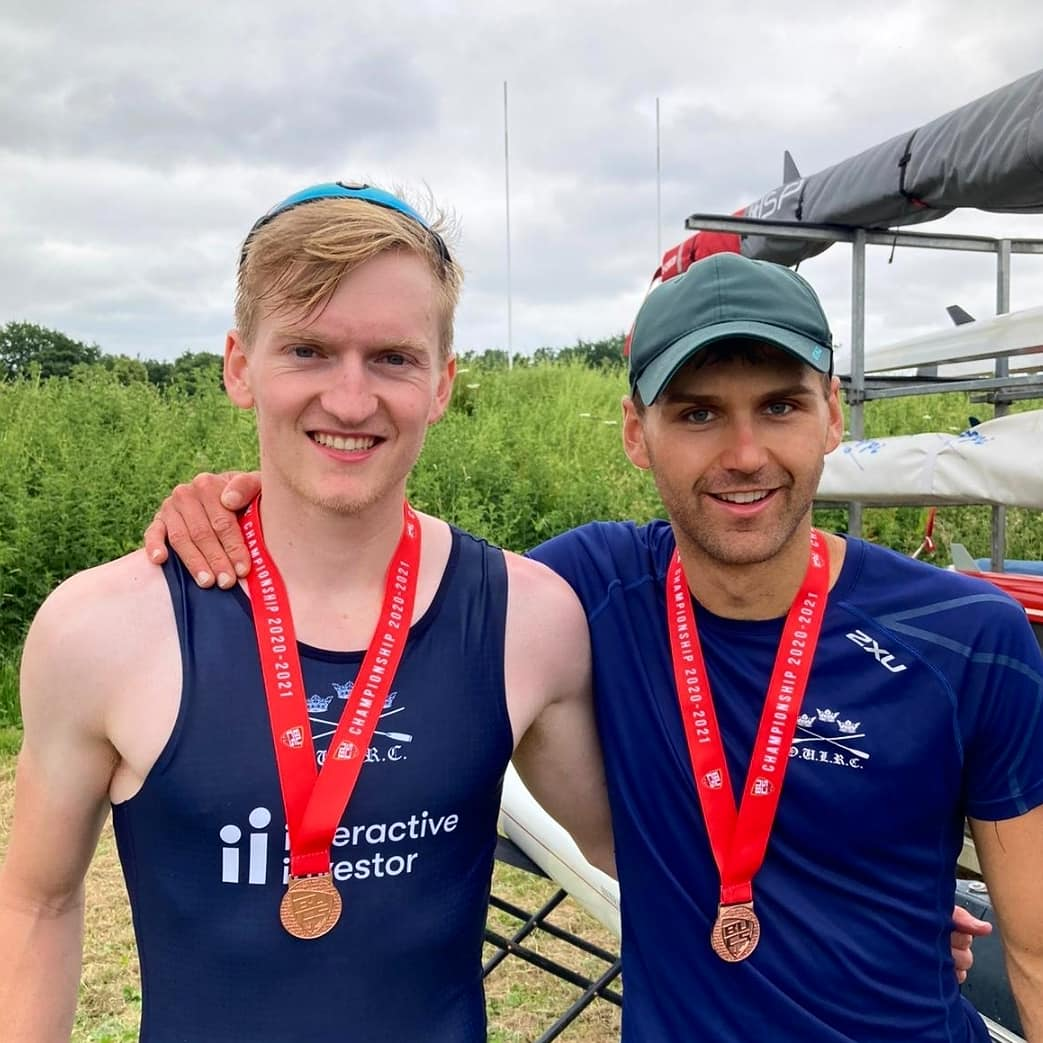 test Twitter Media - RT @OULightweights: BUCS Regatta day 1:  Champ Lwt 4x: Silver 🥈 Champ Lwt 2-: Bronze 🥉  We go again tomorrow! https://t.co/MCbjs05svY