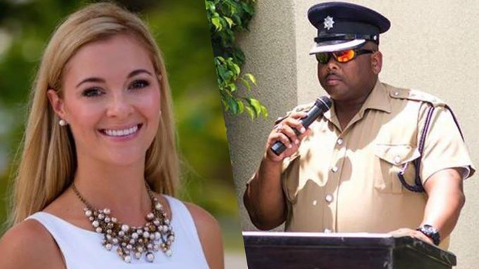 Lord Ashcrofts Daughter-in-Law Breaks Silence on Shooting of Belize Cop Photo