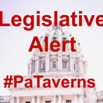 Image for the Tweet beginning: STATEMENT: #PaTaverns applauds #PaHouse fixing