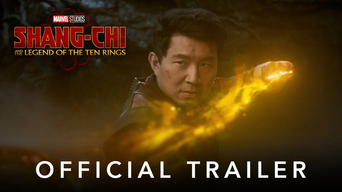 Watch the brand-new trailer for Marvel Studios' #ShangChi and the Legend of the Ten Rings and experience it only in theaters September 3. https://t.co/PXQrZxXSyG