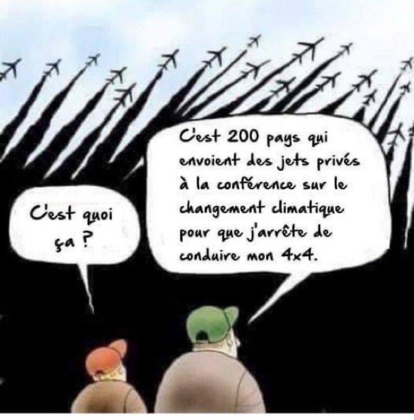 RT @PillodC: Rajouter la trace de l'Hélico d'Hulot qui consomme 500l/h https://t.co/L3QjyWvSXn