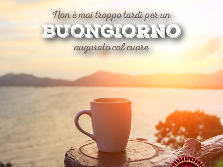 #BuongiornoATutti