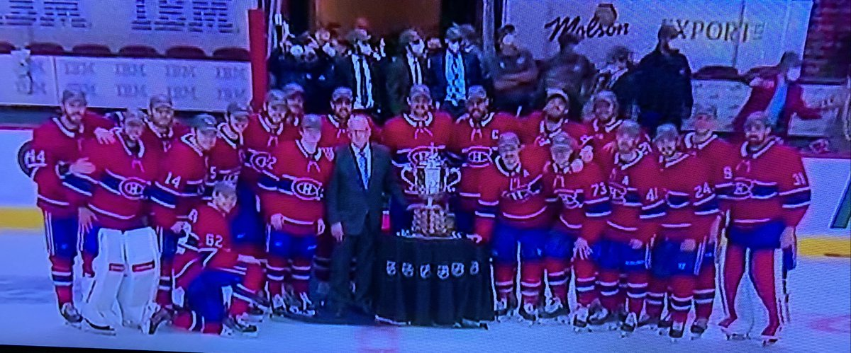 #GoHabsGo #24Juin #NHLPlayoffs2021 https://t.co/yWuPqW15mY