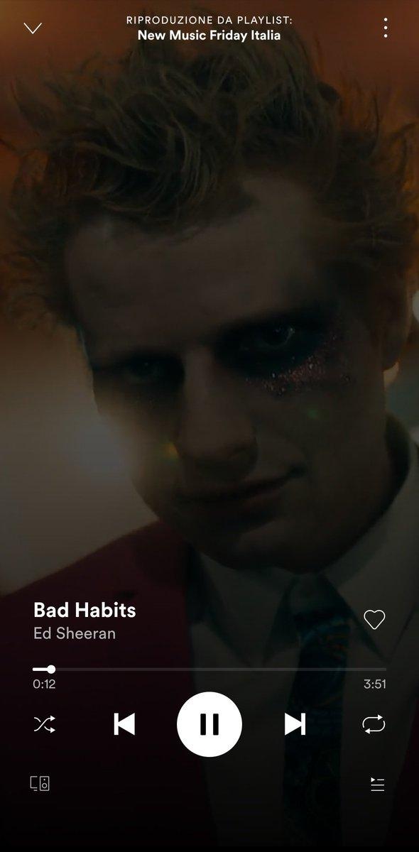 #BadHabits