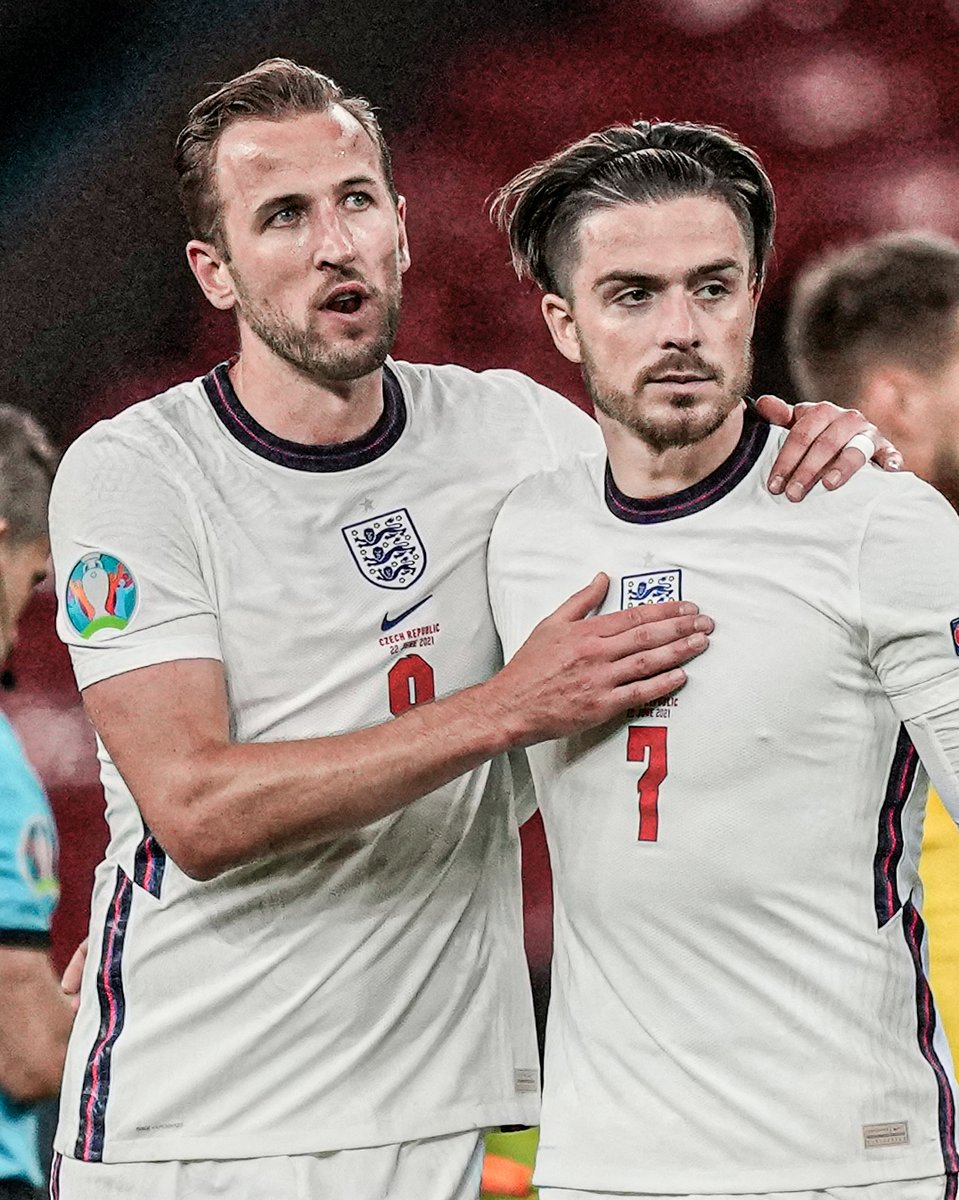 GREALISH: KANE IS THE BEST PLAYER I'VE PLAYED WITH