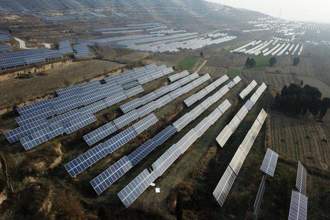 China slams US curbs on solar materials as economic attack Photo