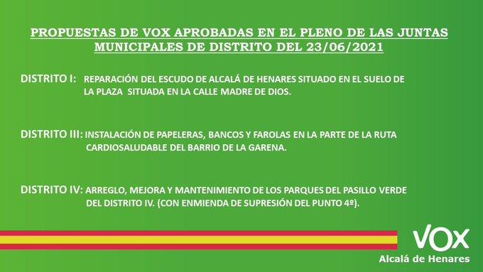Foto cedida por VOX Alcalá