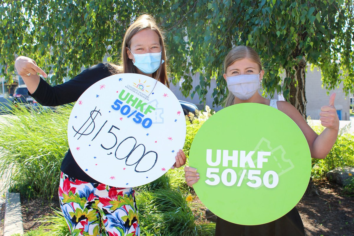 test Twitter Media - Jeremy and Sasha, UHKF staff, are excited to let you know the UHKF 50/50 jackpot is more than $15,000! Sales close on July 1. Get your tickets today: https://t.co/LNjqj9hM4J. #RAF1206801 https://t.co/XGgonJDk2b