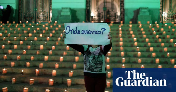 Brazil's inquiry into Covid disaster suggests Bolsonaro committed 'crimes against life' Photo