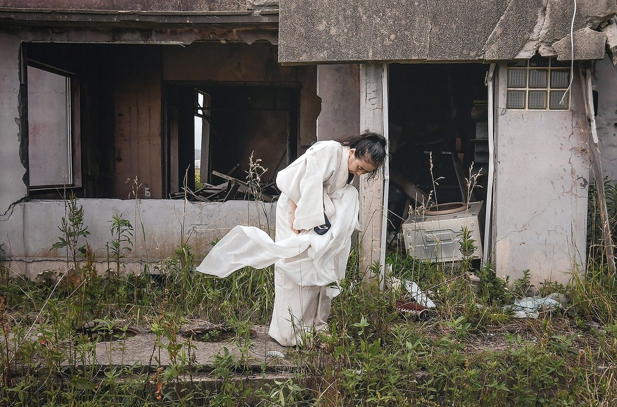 test Twitter Media - A new book written by Professor William Johnston and visiting artist Eiko Otake explores the experience of two travelers in the land destroyed by the Fukushima Daiichi nuclear disaster in 2011.  https://t.co/N0AU3xtIdj https://t.co/Mwgu0vNtWN