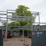 Construction is now underway for the new Forget Me Not centre @SJHospice in Lancaster @Huck_Construct