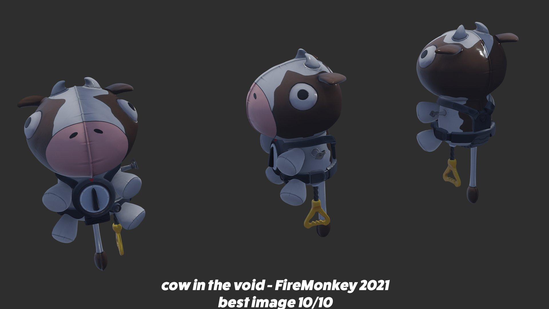 fortnite vaca