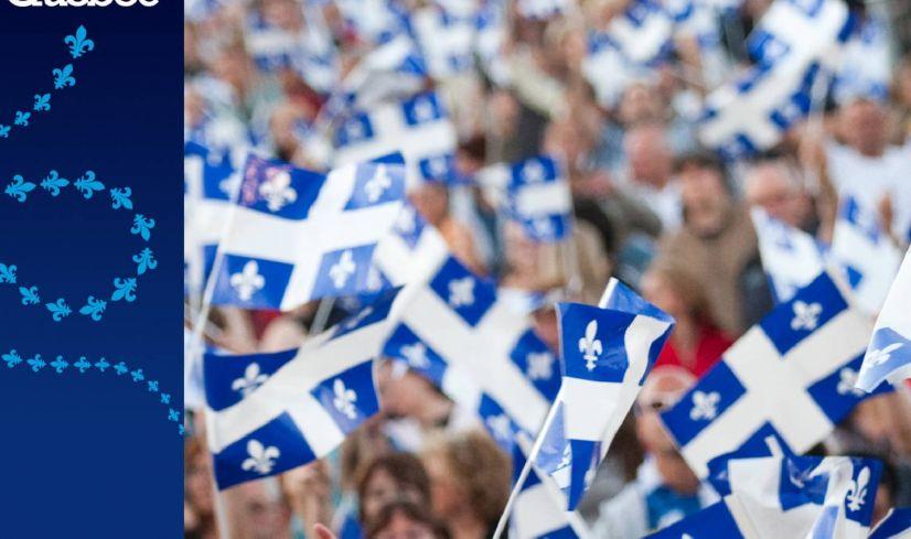 Régardez le Grand spectacle télévisé de la fête nationale du Québec: #FeteNationale  #FNQC #24juin @MRIF_Quebec  https://t.co/vtIHNKgK17 https://t.co/RNlWqUfVTK