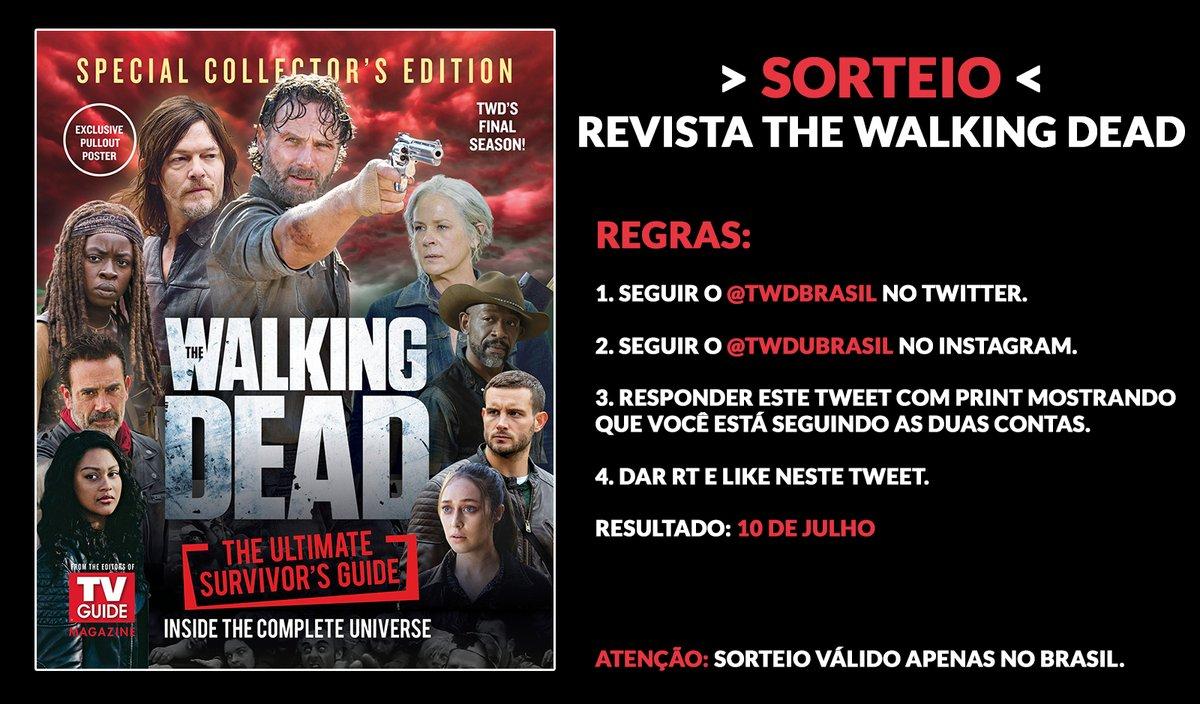 Feartwd Brasil Fearwalkingdead Twitter