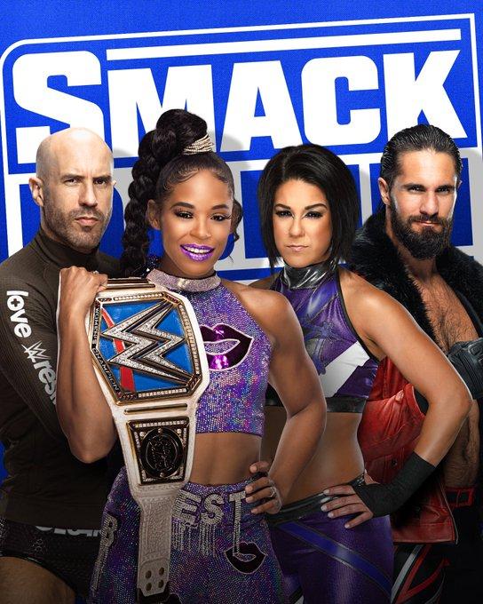 Especial choque para este Friday Night SmackDown.