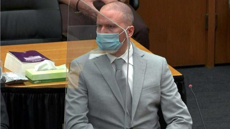 Ex police officer Derek Chauvin sentenced to 22 1 2 years for George Floyd murder