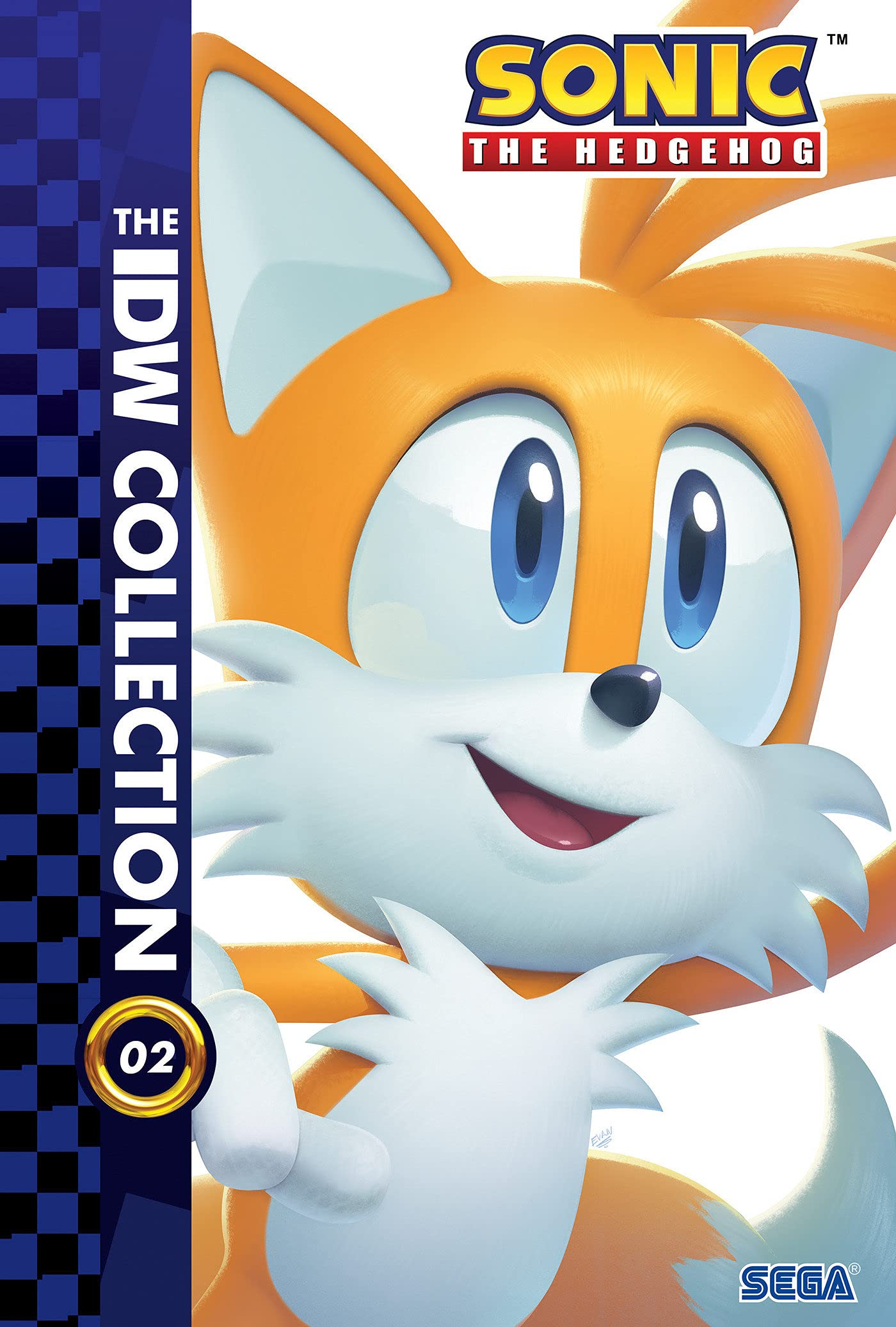 Sonic IDW Collection #2