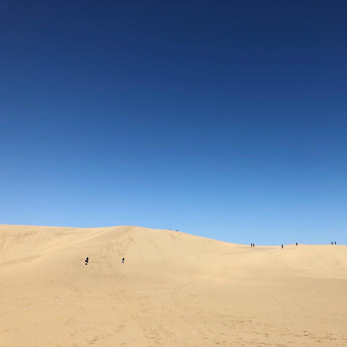 空と砂丘の美しさを再現!鳥取限定のスターバックスのマグカップが綺麗!