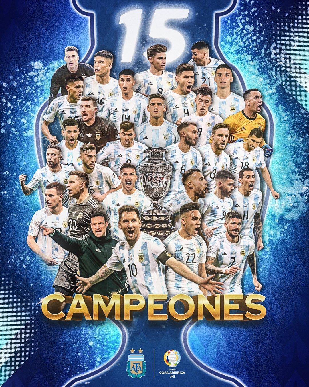 Selección Argentina 🇦🇷 on Twitter