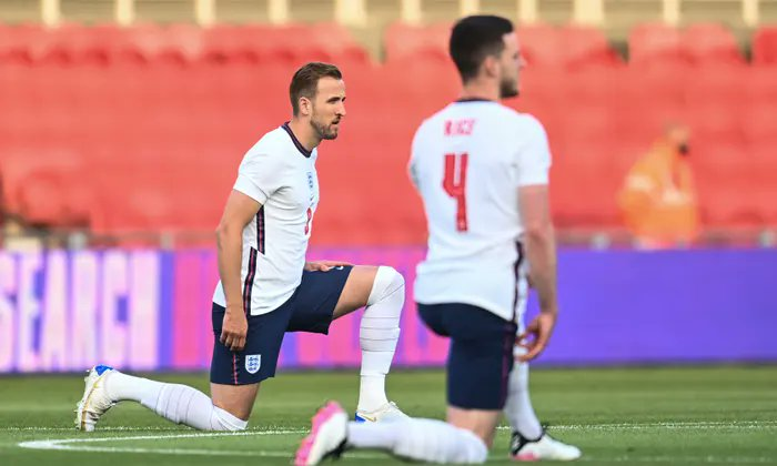 I think the England football team are teaching something important. For the right, they are creating symbols of a new English identity: comfortable in its diversity and tolerance (pro-LGBT, pro-BLM). For the left, they illustrate what progressive patriotism looks like. [thread]