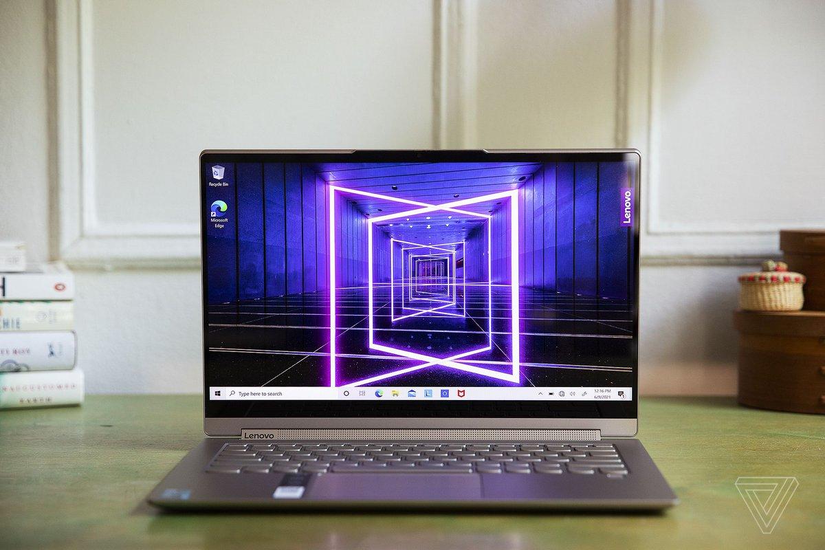 Lenovo Yoga 9i (14-inch) review: sounds like a winner
