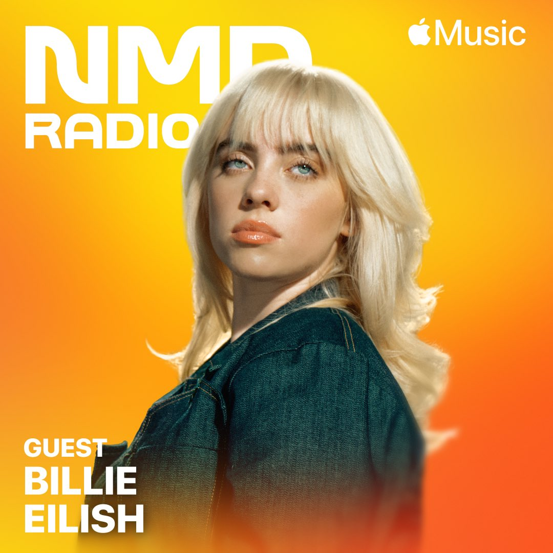 BIG show today. we've got @billieeilish, @maluma, and Girlfriends all on #NewMusicDaily at 9am PST on @applemusic https://t.co/f7xm58l5rm https://t.co/efBtMN6FSY