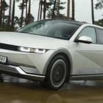 """Image for the Tweet beginning: REVIEW: """"If the Ioniq 5"""