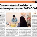 Image for the Tweet beginning: Estudios de seroprevalencia se realizarán