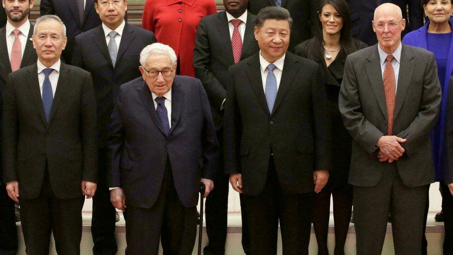 北京举行基辛格秘密访华50周年 王岐山语出惊人