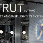 Image for the Tweet beginning: WAC Lighting Dallas Virtual LIVE