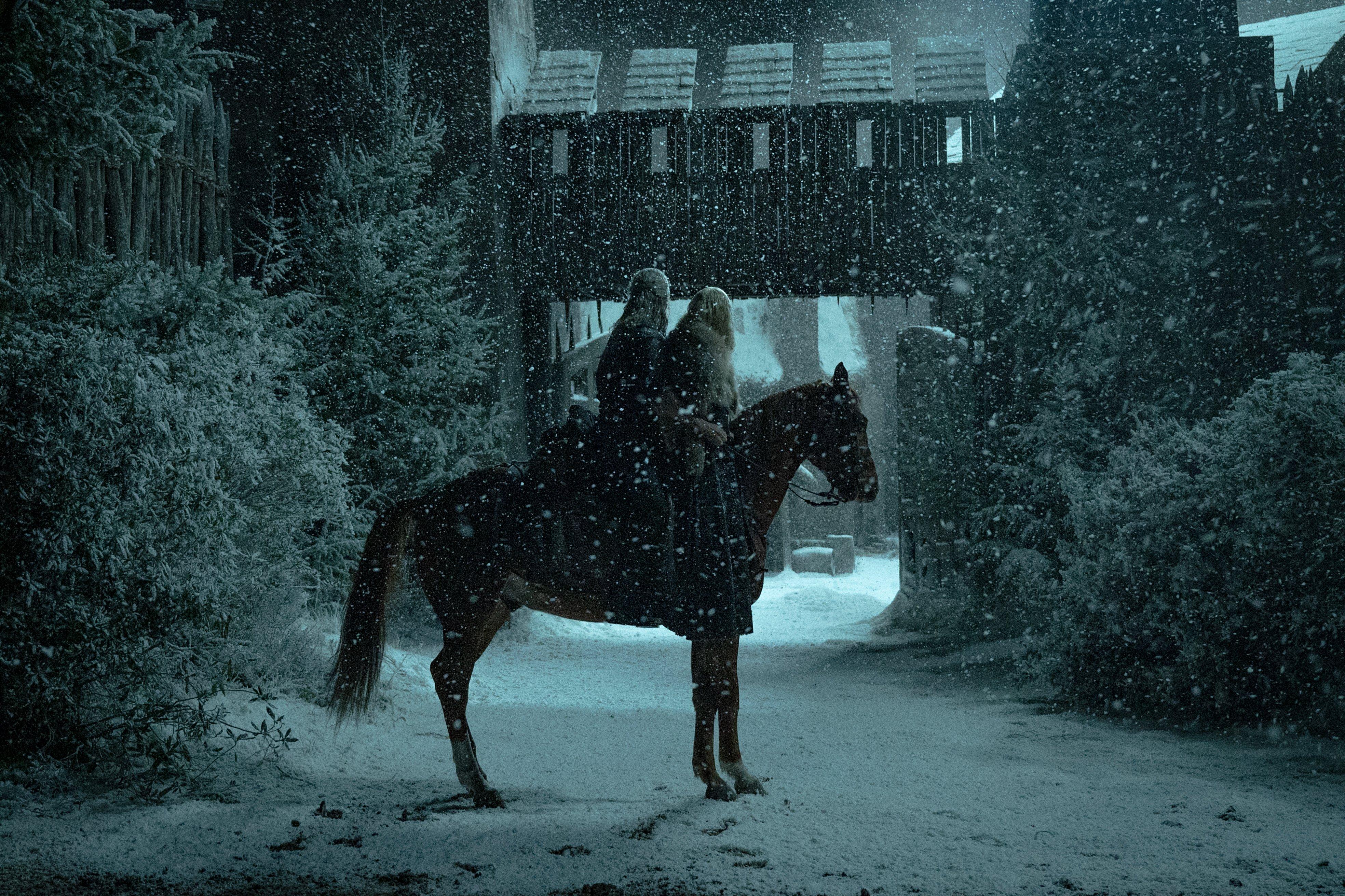 Геральт заботится о Цири в трейлере второго сезона «Ведьмака» от Netflix