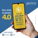 Image for the Tweet beginning: Welcome, Gáutica! Estamos felizes por