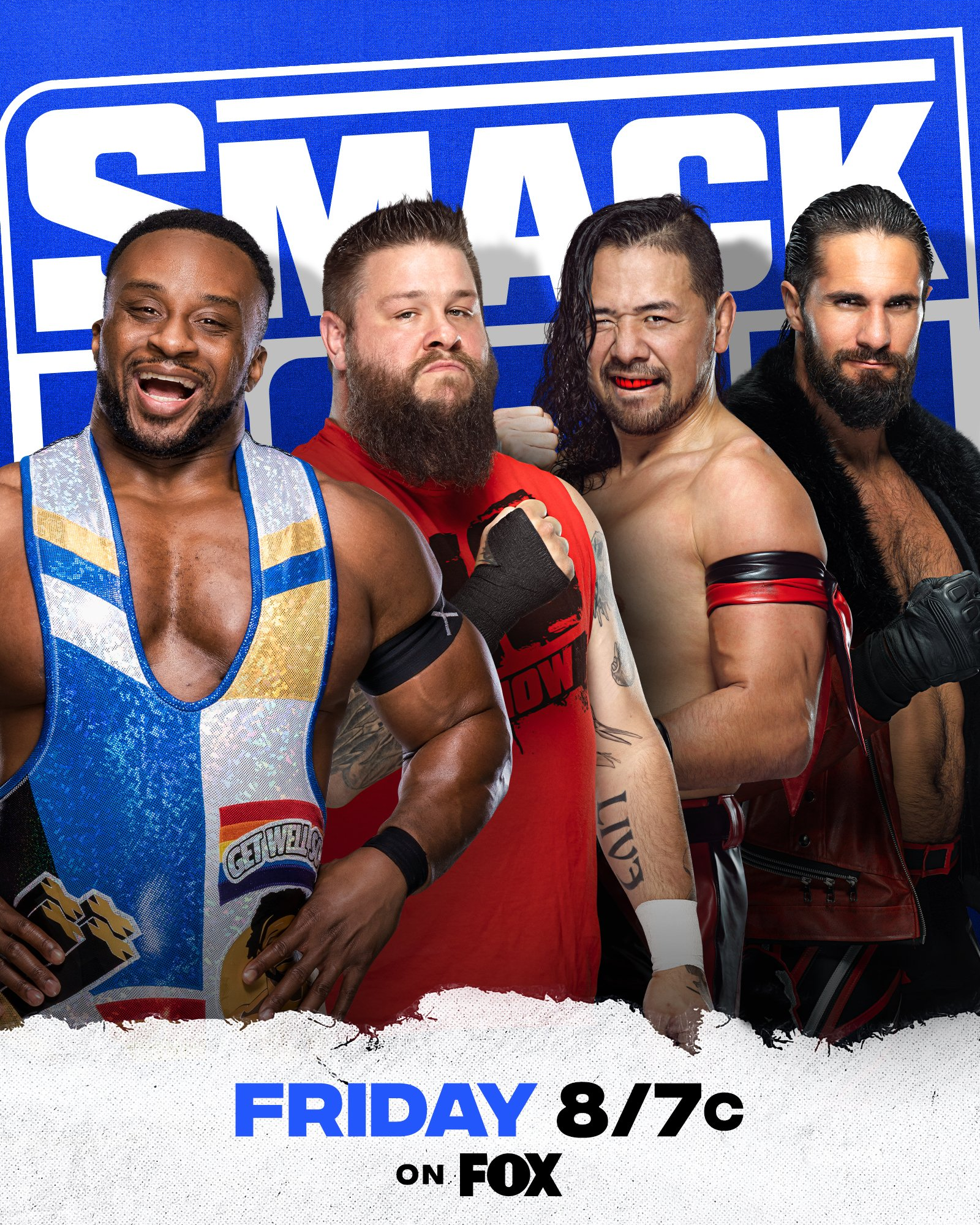 WWE Smackdown Preview (16/07/21): Huge Six-man Tag Match; Title On The Line 43