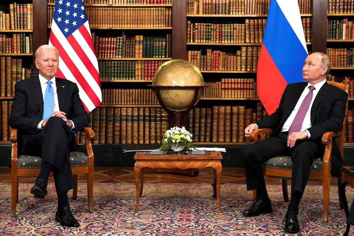 """A picture can paint a thousand words.""  America is failing…  #bidenputinsummit https://t.co/gKJNTFbjeX"