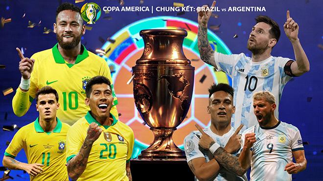 Thống kê trước trận Argentina vs Brazil và những thông tin cần biết