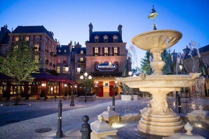 """Disneyland Paris passará a exigir """"Health Pass"""""""