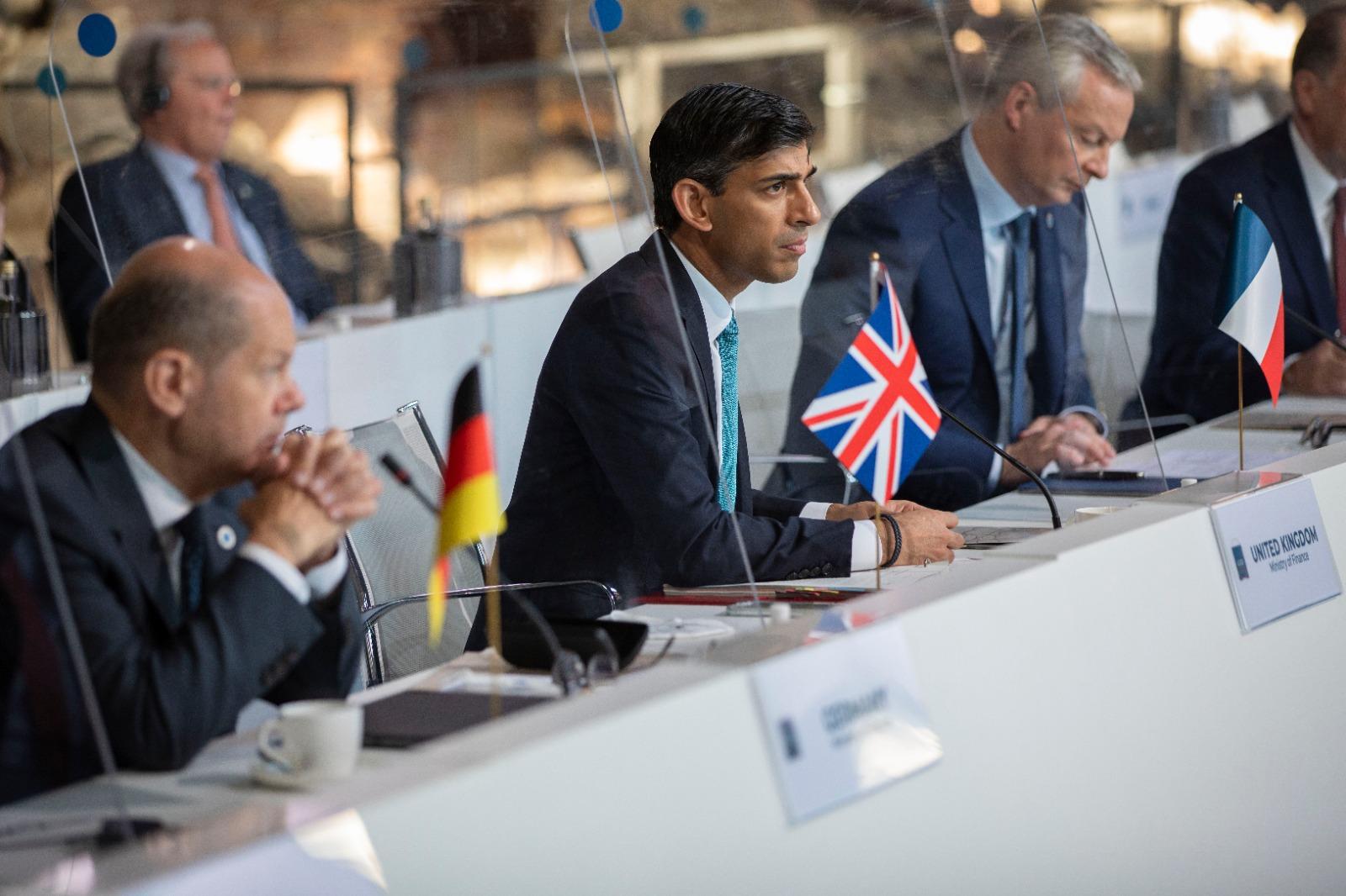 G-7 देशों ने तालिबान से नागरिकों की सुरक्षा सुनिश्चित करने की अपनी प्रतिबद्धता पर कायम रहने को कहा